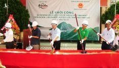 Thừa Thiên – Huế: Khởi công dự án nước sạch tại xã khó khăn vùng biên giới AN SINH XÃ HỘI  18:40 – 20/05/2020