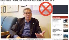 """Nực cười chủ tịch Đảng Việt Tân tuyên bố tìm ra cách để """"xây dựng dân chủ"""" tại Việt Nam"""