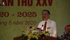Đại tướng Tô Lâm dự Đại hội Đảng bộ xã Nghĩa Trụ