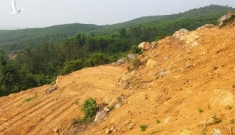 Vụ ủi đất, phá đá ngay dưới chân đập thuỷ lợi: Vì sao chưa công bố kết quả kiểm tra?