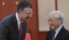 """Biển Đông: """"Mỹ gửi tín hiệu mạnh làm Trung Quốc khó chịu"""""""