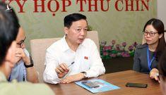 """Bộ trưởng Trần Hồng Hà: """"Ai thấy người nước ngoài sở hữu đất thì báo tôi, tôi sẽ xử lý"""""""