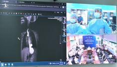 BV Nhi Trung ương triển khai hệ thống hỗ trợ khám, chữa bệnh từ xa