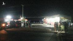 Phong tỏa bến xe ở Hậu Giang vì 1 người từ Campuchia về
