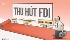 """FDI là thể diện, không phải """"giá nào cũng ăn"""""""