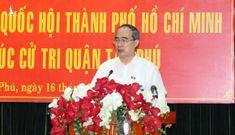 Bí thư Nguyễn Thiện Nhân nói về công tác xử lý cán bộ sai phạm ở Thủ Thiêm