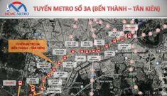 TP.HCM kiến nghị xây tuyến metro Bến Thành – Tân Kiên gần 68.000 tỉ đồng