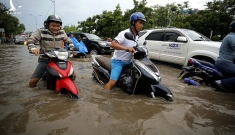 Ngập lụt tại TP.HCM nguy cơ tăng gấp 10 lần