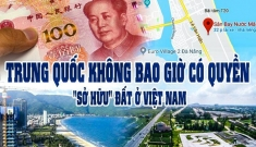 """Bộ Quốc phòng cắt gọn mưu đồ """"sở hữu"""" đất Đà Nẵng của người Trung Quốc"""