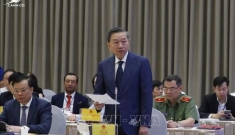 Bộ trưởng Tô Lâm: Bộ Công an không có khái niệm hình sự hoá các quan hệ kinh tế, dân sự