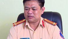 Cảnh cáo về mặt Đảng 2 trung tá CSGT Đồng Nai