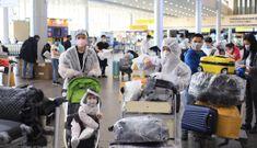 Đưa hơn 300 công dân Việt Nam từ Liên bang Nga về nước
