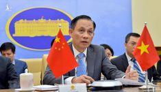 Quan hệ Việt – Trung vẫn duy trì phát triển tích cực