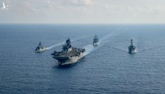 Phân tích: Căng thẳng tàu chiến Mỹ, TQ và Australia ngoài khơi Malaysia