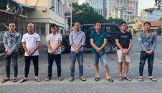 Ra quyết định khởi tố nhóm đối tượng dàn cảnh cướp 35 tỉ đồng ở TP HCM