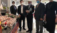 Vải thiều Lục Ngạn lên kệ siêu thị Nhật Bản với giá 500.000 đồng/kg