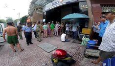 'Nín thở' xem cảnh sát hình sự truy đuổi 2 tên cướp ở trung tâm Sài Gòn