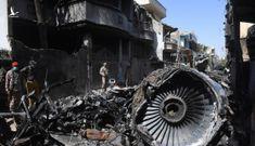 Máy bay Pakistan rơi làm 97 người chết do phi công mải nói chuyện