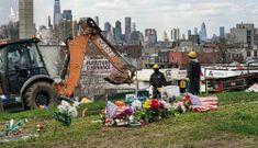Những lễ tang chớp nhoáng ở nghĩa trang New York vật lộn với số thi thể khổng lồ