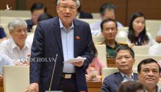 Chánh án Nguyễn Hòa Bình nói về chứng cứ phạm tội của Hồ Duy Hải