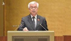Quốc hội thông qua Luật Thanh niên sửa đổi với 91,3% tán thành