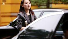 Em gái ông Kim Jong-un chứng minh quyền lực