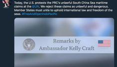 Lần đầu tiên trong lịch sử: Mỹ yêu cầu thế giới chống lại Trung Quốc tại Biển Đông