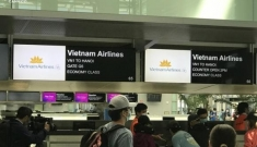 Chuyến bay đưa hơn 340 công dân Việt Nam từ Mỹ về nước