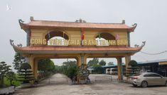 Nóng: Bắt Trưởng đài hóa thân liên quan đến vụ bảo kê hỏa táng ở Nam Định