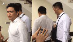 Bác sĩ Chiêm Quốc Thái lớn tiếng, đùng đùng rời phòng xử: 'Chắc chắn thua rồi, xử gì nữa'