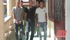 Công an huyện Yên Định: Bắt giữ 3 đối tượng cướp giật tài sản