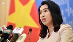 Việt Nam yêu cầu Trung Quốc điều tra vụ đâm tàu, đánh ngư dân Việt Nam ở Hoàng Sa