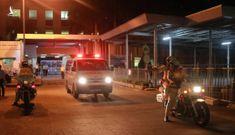 Bệnh viện cảm ơn CSGT 'hộ tống' lá gan từ sân bay kịp ghép cho bệnh nhân