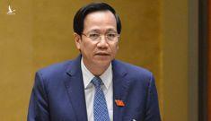 """Bộ trưởng Đào Ngọc Dung: Không dùng khái niệm """"xuất khẩu lao động"""""""