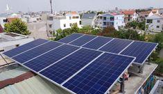 Vận động 1.000 doanh nghiệp tham gia lắp đặt hệ thống điện mặt trời
