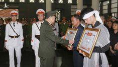 Các bị can nhiều lần dội xăng, thiêu chết ba chiến sỹ công an ở Đồng Tâm