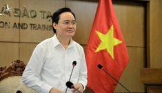 Bộ trưởng Phùng Xuân Nhạ: Kỳ thi không đơn thuần để công nhận tốt nghiệp THPT