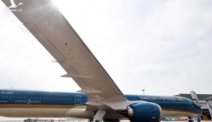 Hãng hàng không Vietnam Airlines sẽ bay quốc tế từ 1/7