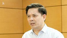 Bộ trưởng Nguyễn Văn Thể nói về 'bài học đắt giá' đối với ngành giao thông