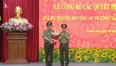 Thanh Hóa có tân Giám đốc Công an tỉnh