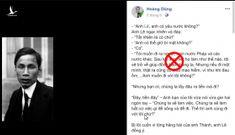 Phỉ báng chủ tịch Hồ Chí Minh: không đơn giản là sự ít học mà còn là vô đạo đức