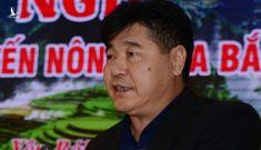 Giám đốc Trung tâm Khuyến nông Quốc gia Lê Quốc Thanh: Biến rơm thành tiền, thay vì đốt lãng phí