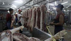 Giá bán thịt heo bình ổn tăng cao nhất 29.000 đồng/kg từ 16-6