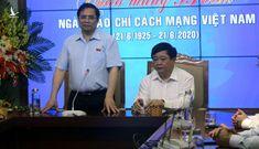 Sự thật thông tin ông Phạm Minh Chính nhập viện cấp cứu