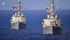 Mỹ bước vào cuộc chiến trao đổi công hàm ở Biển Đông