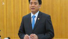 Chủ tịch Hà Nội: Không có cơ sở dừng cắt ngọn nhà 8B Lê Trực