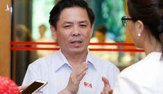 Bộ trưởng Nguyễn Văn Thể nói về sự cố máy bay trượt khỏi đường băng