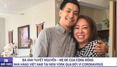 Bà Nguyễn Ánh Tuyết, người dìu dắt các nhà hàng Việt ở New York qua đời vì Covid