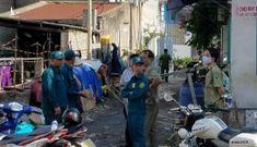 Camera tiết lộ nghị phạm đốt nhà làm 3 người chết ở Bình Tân