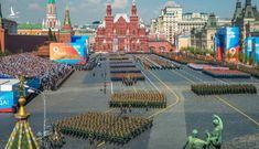 Hoành tráng lễ duyệt binh kỷ niệm 75 năm Ngày Chiến thắng của Nga